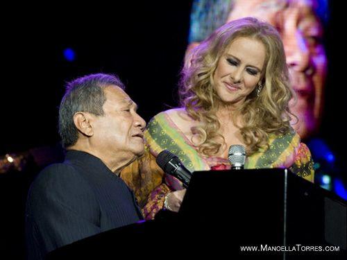 Manoella Torres - La mujer que nació para cantar