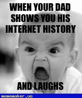 New Meme in http://mememaker.us: Angry baby meme