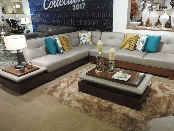 Resalta la claridad de tus muebles con colores vivos que apoyen la