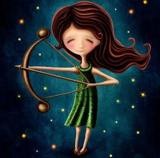 Saracoteando com as estrelas: Sagitarianos e Sagitarianas