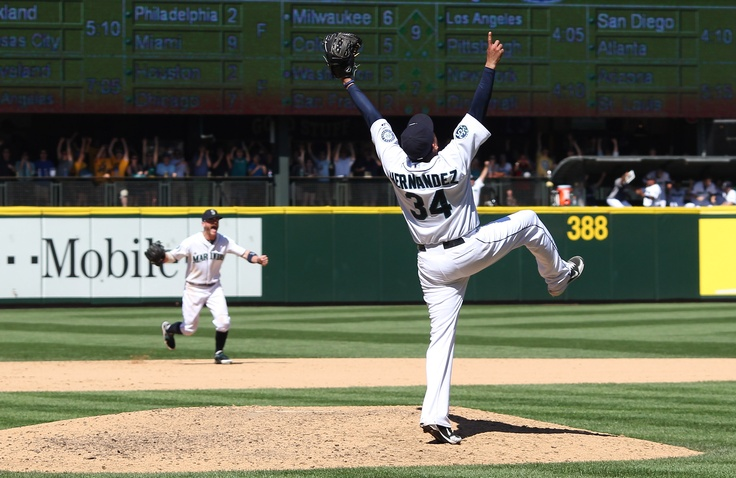 PITCHER PERFECT! A #RoyalGem for King Felix #Mariners win 1-0. 8/15/12