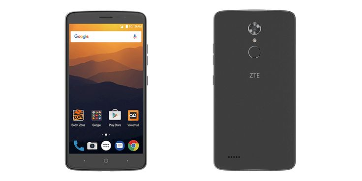 Affordable ZTE MAX XL Lands at Boost Mobile #Android #Google #news
