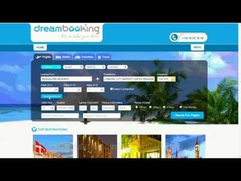 In online travel services marketing & sales, airline booking system is a part of comprehensive travel reservation system, which consist-off hotel reservation system, transfer system and sightseeing module. GDS system, which is known as global distribution system is the interface between a travel reservation system and the end airlines, because it consolidates the data including the availability and pricing. http://www.provab.com/airline-reservation-system.html