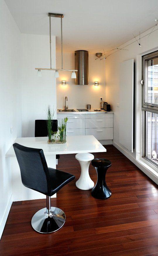 Best 25 studio kitchen ideas on pinterest studio for Efficiency apartment kitchen