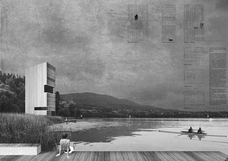 Valorizzazione del percorso ciclo pedonale del lago di Varese