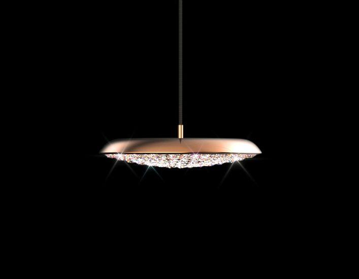 Origo crystal chandelier. Discover @Treniq