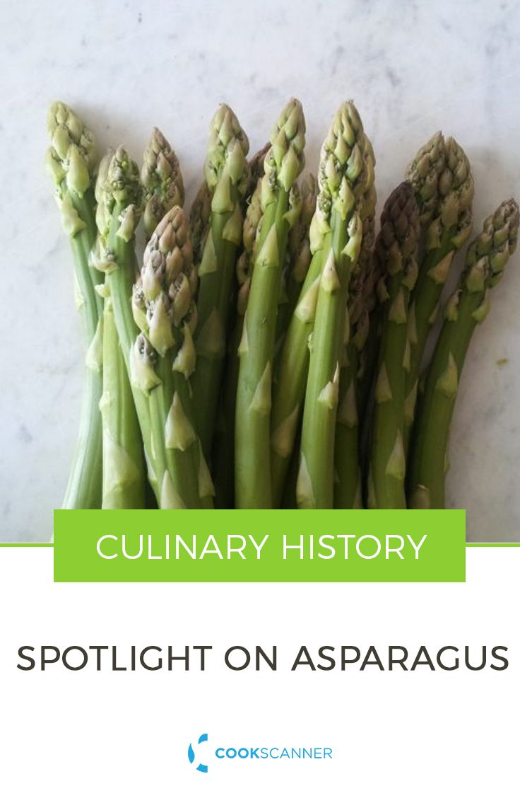 "A special report on CBS speculates that ""asparagus would have been served as a first or second course dish at Monticello"", based on the vegetables continued recurrence from 1776 to 1810 in his log book."