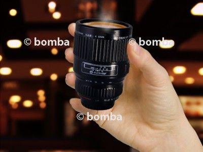 Keramické poldecáky v tvare objektívu fotoaparátu sú originálnym a bláznivým darčekom vhodným naozaj pre všetkých, nielen pre milovníkov fotografovania.