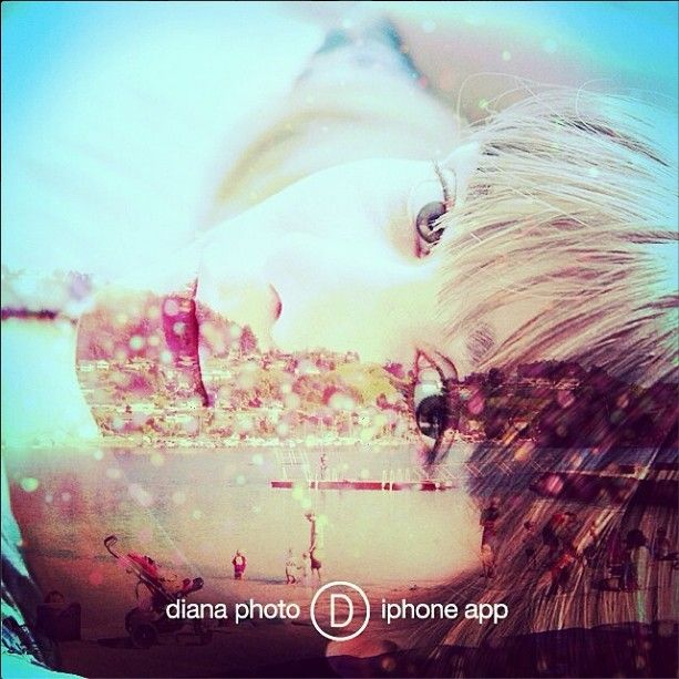 In days like these, the only thing I think about, are summer sunny days I spent on the beach. Miss them so much! And you? Would you like it to be summer again?  @TheDianasBlog #DianaPhotoApp #photoapp #Diana #photo #doubleexposure #inspiration #camera #blog #gallery #art