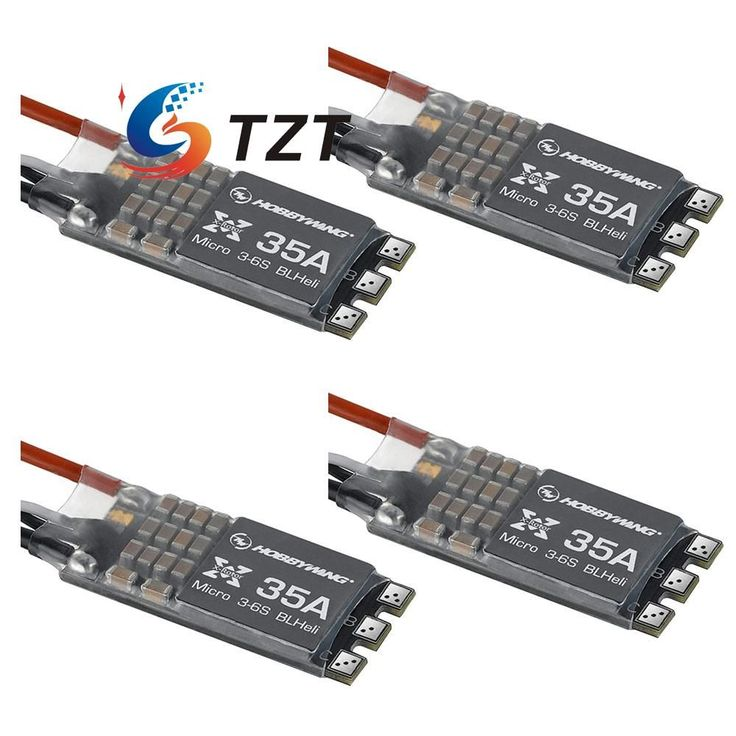 >> Click to Buy << XRotor Micro BLHeli 35A 3-6S ESC Electronic Speed Controller for FPV Quadcopter Drone 4-Pack #Affiliate