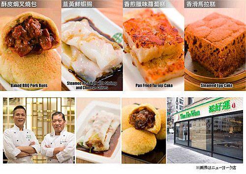 香港で人気の点心レストラン「添好運(Tim Ho Wan/ティム・ホー・ワン)」日本初上陸