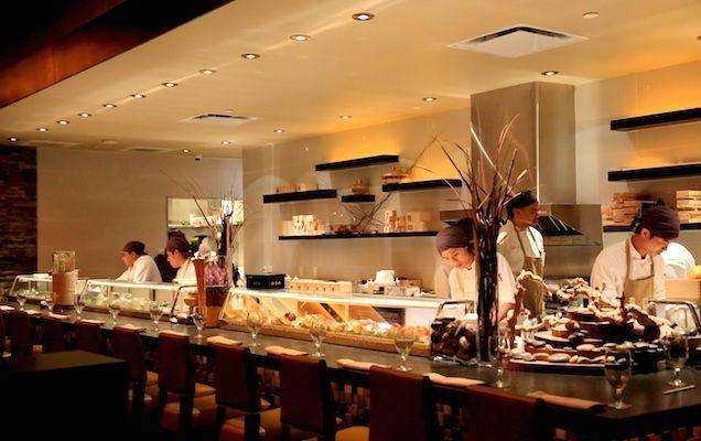 Houston's 10 Hottest Restaurants: KUU at #7