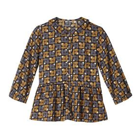 Patterned Top: Orla Kiely for Uniqlo: Fashion News