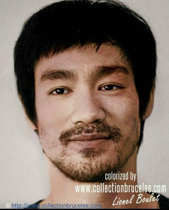 Very Rare Photo Bruce Lee