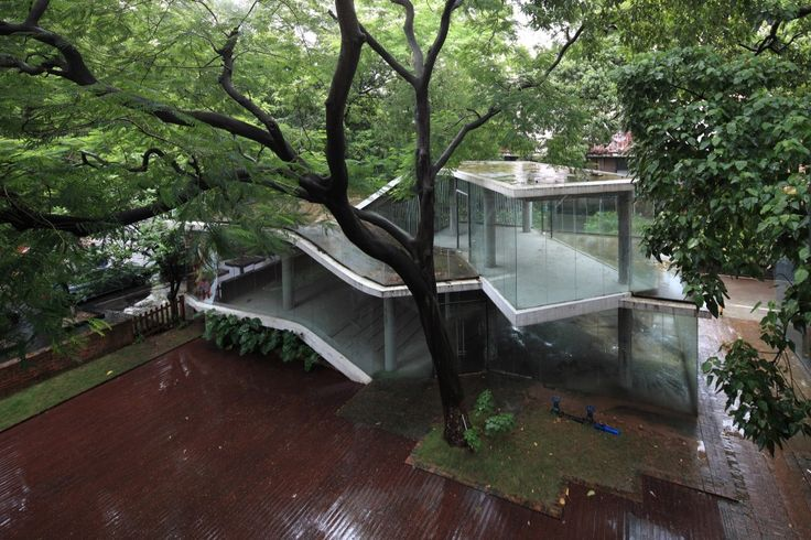 TIT Creative Park / Atelier cnS - China