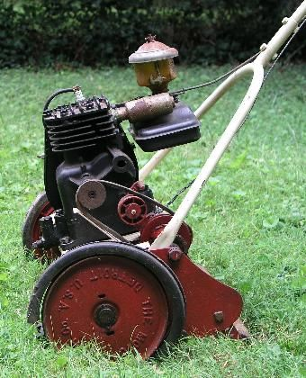 20 Best Images About Old Gas Powered Reel Mowers On
