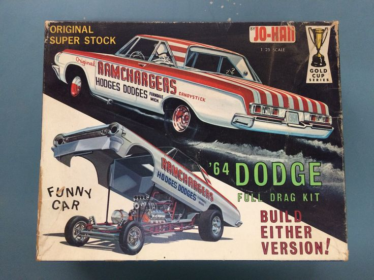 '64 Dodge Model Kit Johan