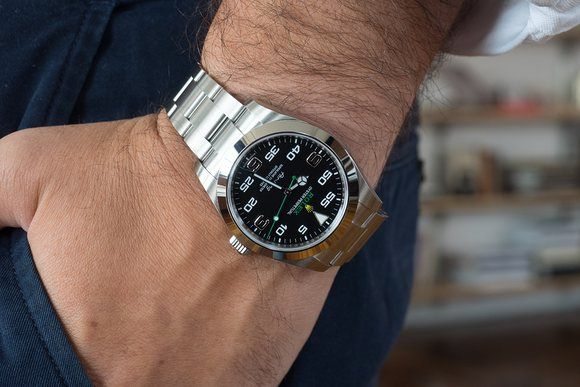 A Week On The Wrist: The 2016 Rolex Air-King, Reference 116900