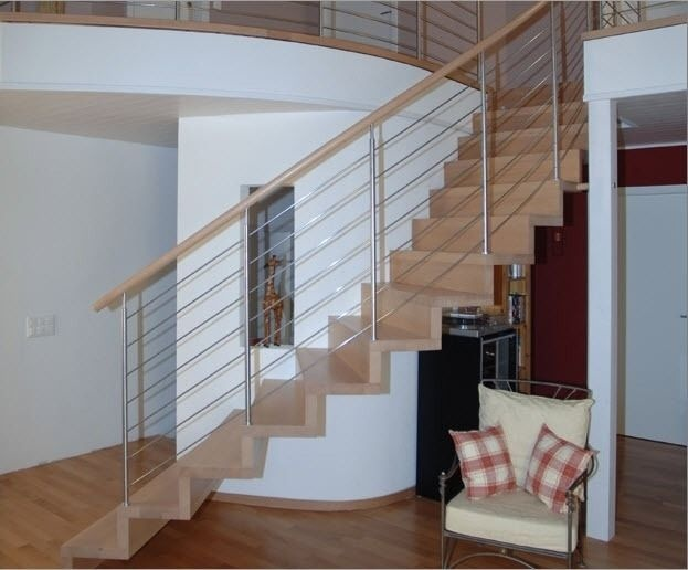 M s de 25 ideas incre bles sobre escaleras circulares en - Escalera caracol prefabricada ...