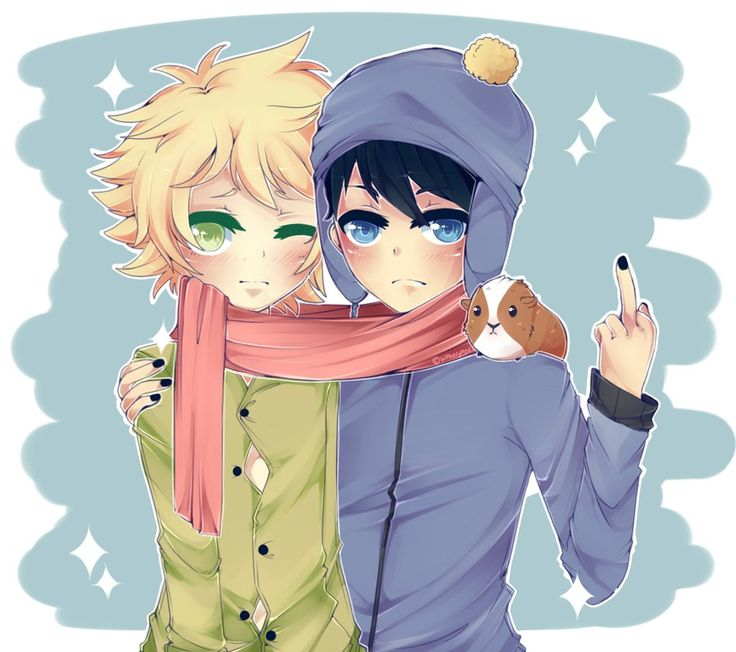 Didn't make it in.  My entry for this weeks South Park episode! qwq Hopefully it gets in! We'll see wednesday ~ Creators of South Park requested yaoi fanart for Tweek/Craig [Link] Art © W...