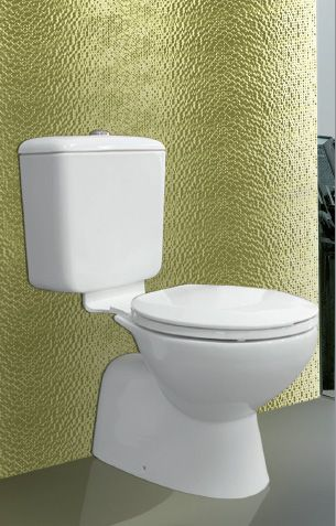 Bella Link Back to Wall Toilet Suite