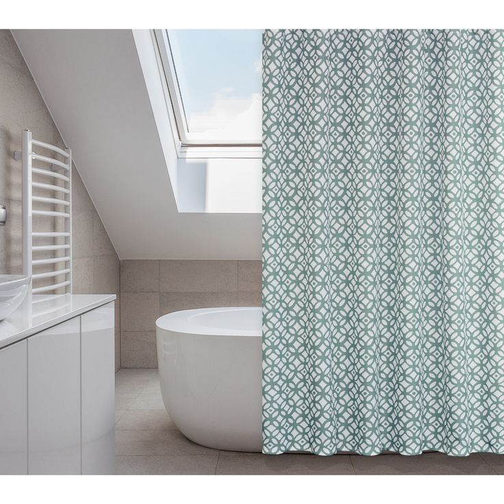 Navy Blue Shower Curtain Set Mainstays Fretwork Shower Curtain - Navy blue shower curtain set