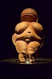 Vénus de Willendorf — Wikipédia