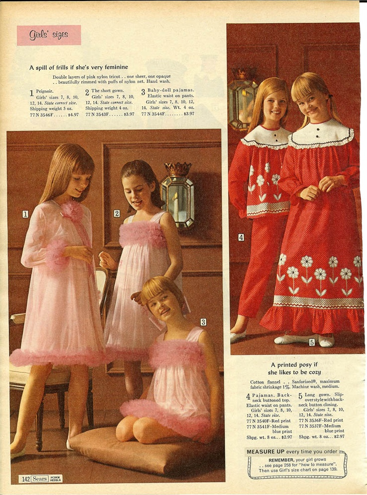 17 Best images about retro pajamas and babydolls on ...