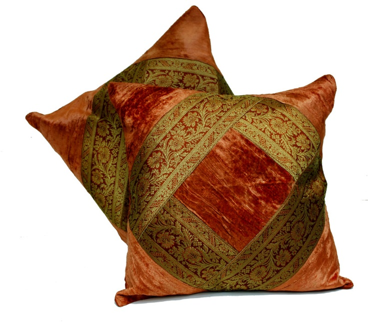 110 best Indian Cushion Covers images on Pinterest