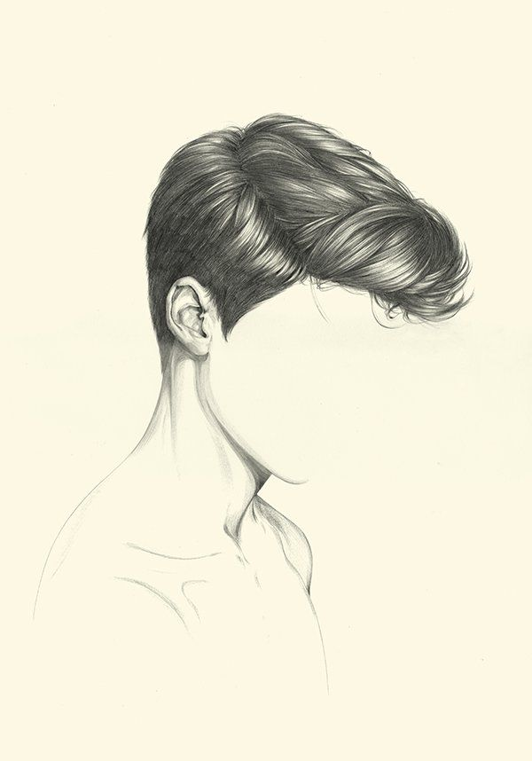 Best 25+ Drawing hair ideas on Pinterest | Hair sketch ...