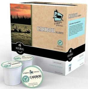 Caribou Blend  K-Cups Coffee for Keurig Home Brewers