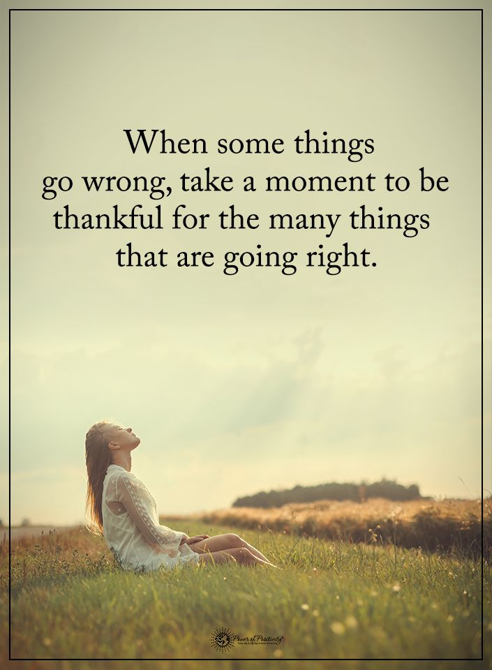 When some things go wrong, take a moment to be thankful for the many things that are going right. http://www.loaspower.com/accomplishment-techniques-of-your-desire/