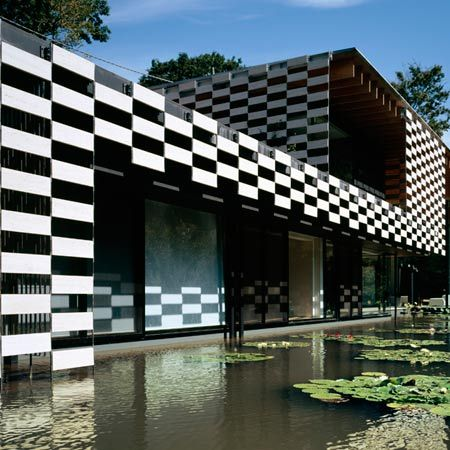 Lotus House - Kengo Kuma