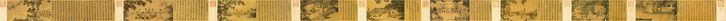 Ma Hezhi, Ladies Classic of FIlial Piety, XIIIe siècle, SOng du SUd, rouleau horizontal, encre et couleurs sur soie, 26,4 cm, Musée Taipei