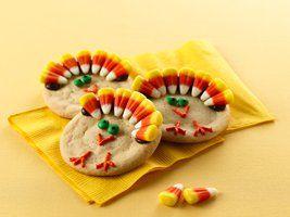 Cute easy cookies.