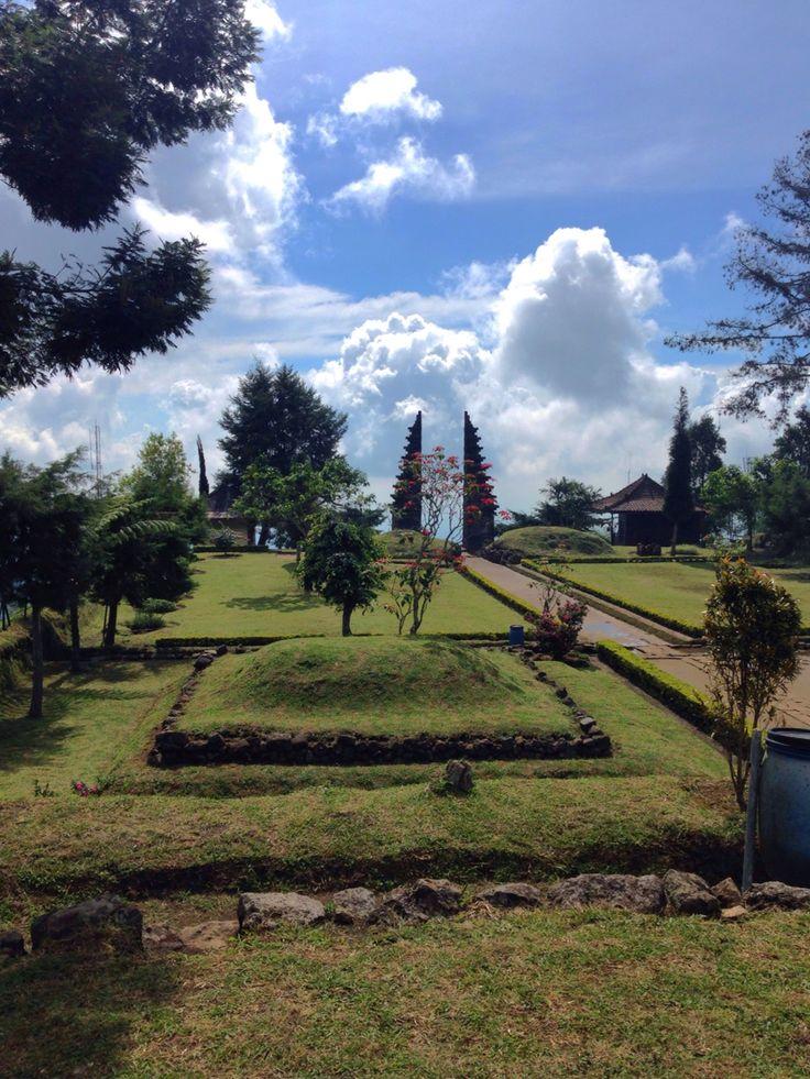 Candi Cetho, Karanganyar, Central Java, Indonesia