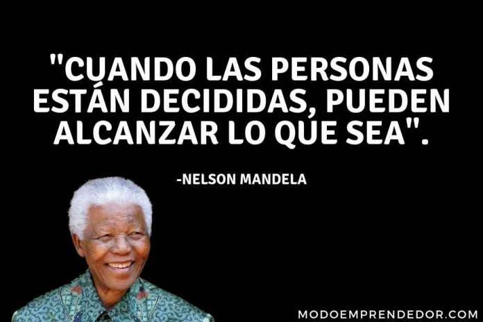 73 Frases De Nelson Mandela Que Te Inspirarán A Vivir Mejor