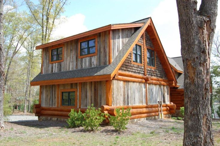 51 best images about cabin ideas on pinterest 16 log for Cabin construction ideas