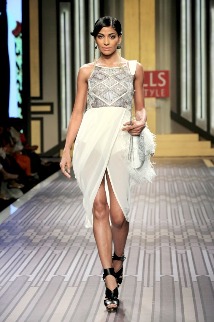 Label Ritu Kumar, the latest and largest western designer wear collection in India.