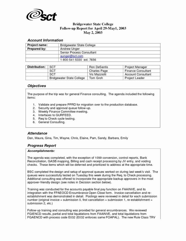 Business Trip Report Template Lovely Army Trip Reportte