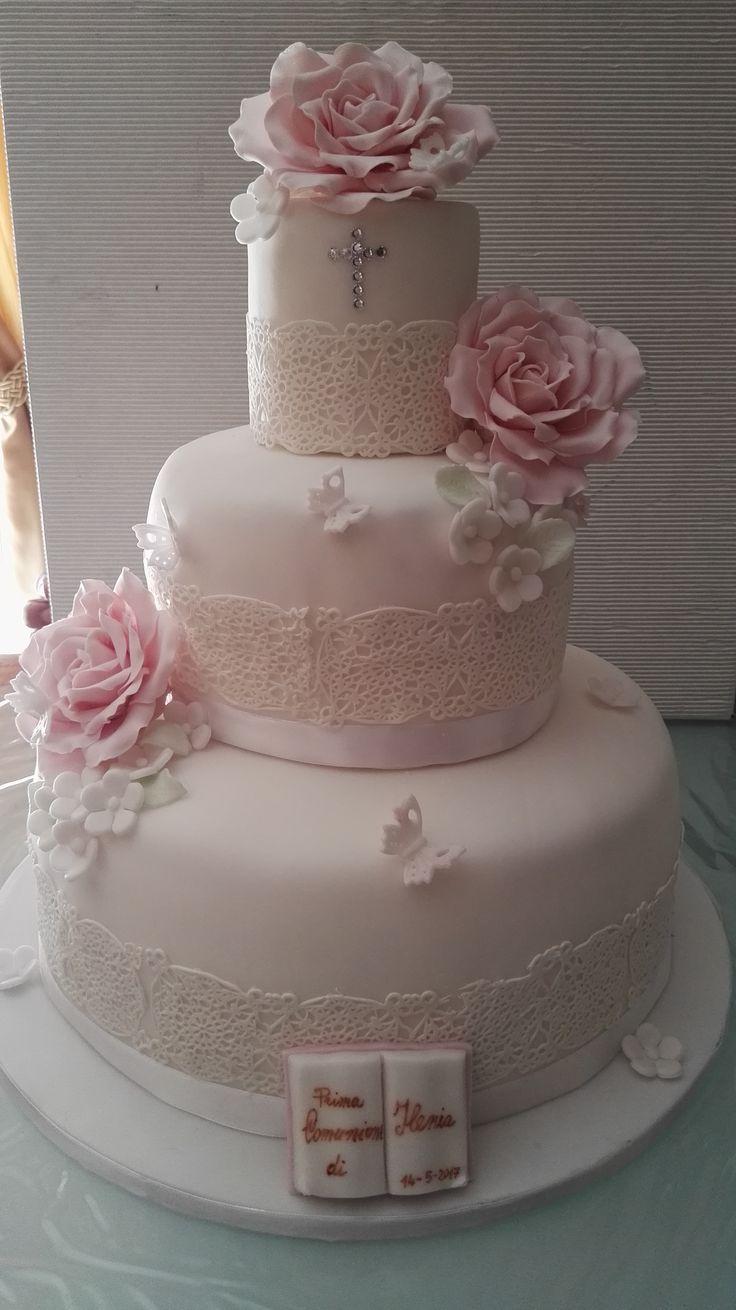 Torta prima Comunione/cake first Communion