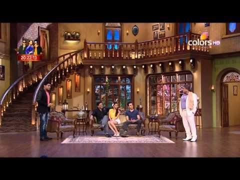Comedy Nights with Kapil : Akshay Kumar and Imran Khan - 10th August 2013 - Full Episode (HD) - yo-9.com