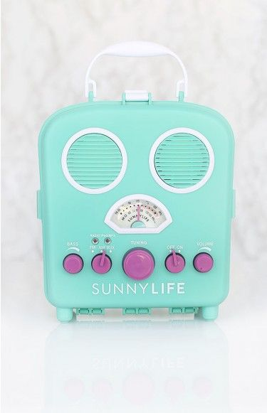 Sunnylife Beach Sounds Portable Speaker | Beginning Boutique shop new @ www.bb.com.au/new