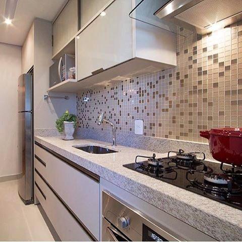 cozinha-branca -e-inox