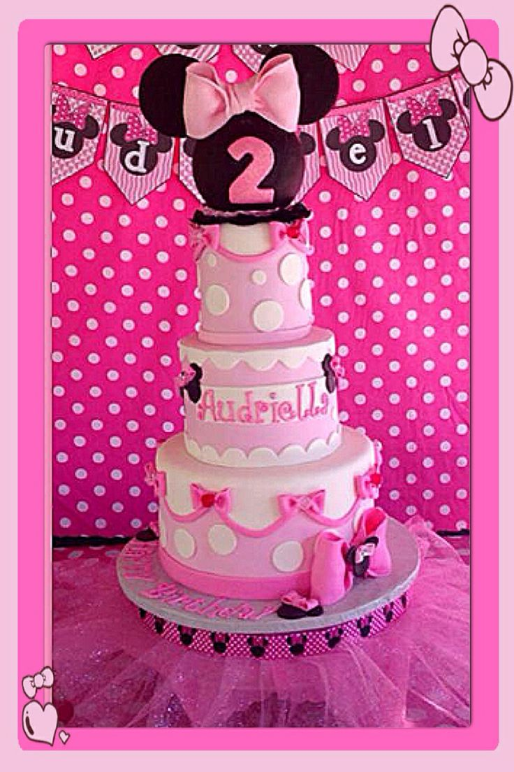 134 best Minnie images on Pinterest Parties 2nd birthday and