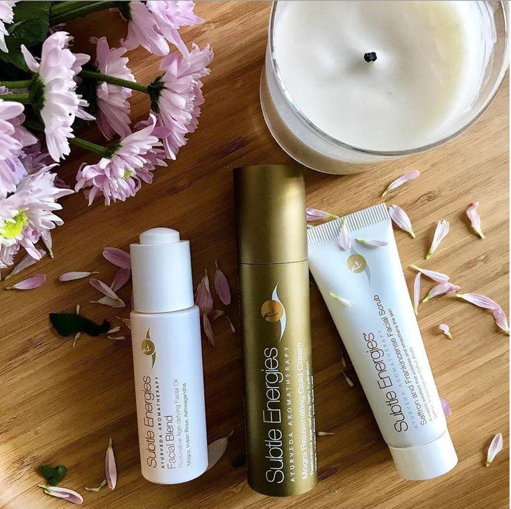 Subtle Energies | Skincare | Ayurveda | Aromatherapy |