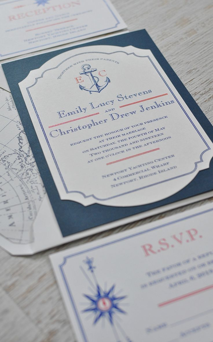 lighthouse themed wedding invitations - 28 images - nautical themed ...