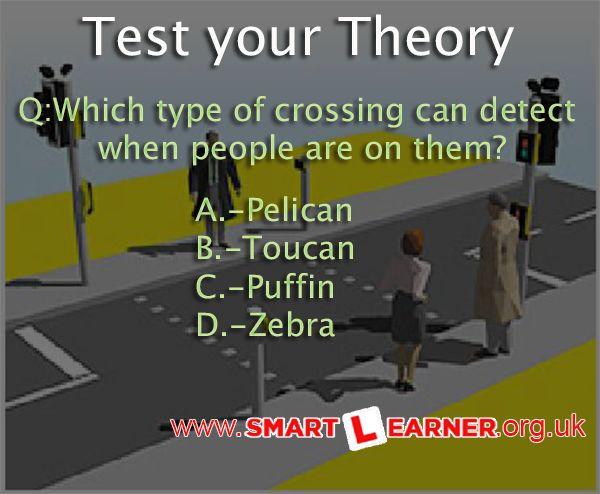 Get more free mock theory test visit http://www.smartlearner.org.uk