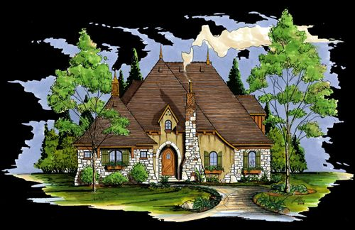 86 best images about storybook homes on pinterest for Storybookhomes com