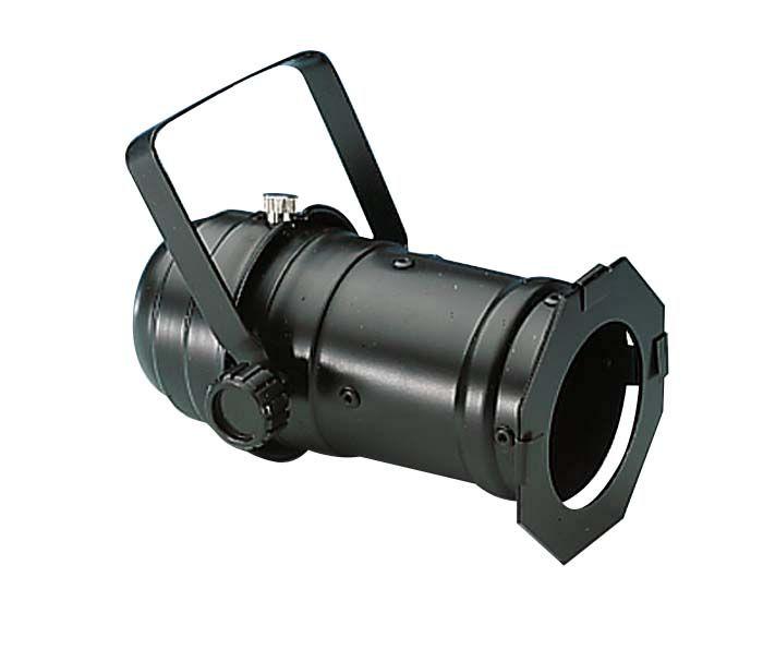 PAR16 FITTING FOR GU10 LAMP (BLACK)